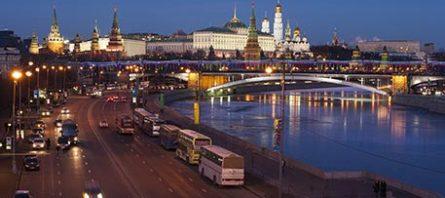 Рефрежираторные перевозки из Москвы